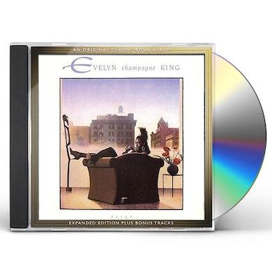 Evelyn Champagne King FLIRT CD