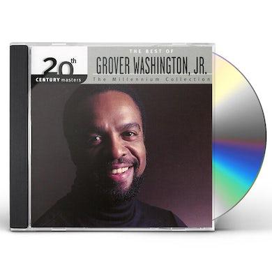 Grover Washington Jr 20TH CENTURY MASTERS: MILLENNIUM COLLECTION CD