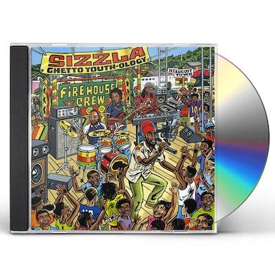 Sizzla GHETTO YOUTH-OLOGY CD
