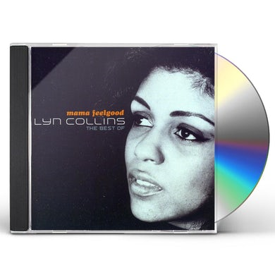 Lyn Collins MAMA FEELGOOD: THE BEST OF CD