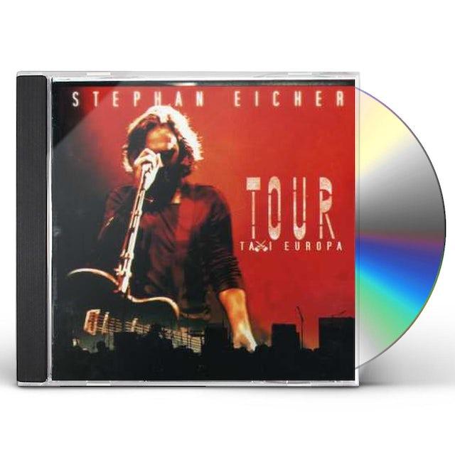 Stephan Eicher TOUR TAXI EUROPA CD