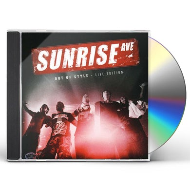 Sunrise Avenue OUT OF STYLE: SPECIAL EDITION CD
