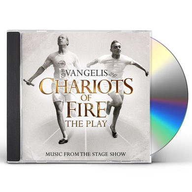 Vangelis CHARIOTS OF FIRE: MUSIC FROM THE STAGE SHOW CD