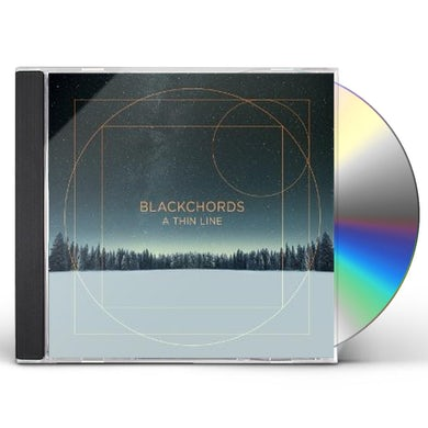 Blackchords THIN LINE CD