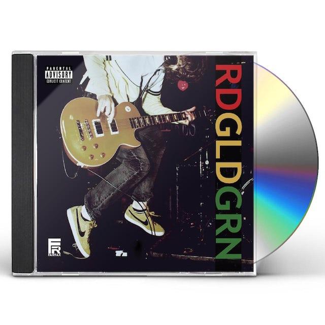 Rdgldgrn RED GOLD GREEN CD