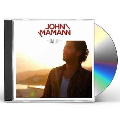 John Mamann LOVE LIFE CD