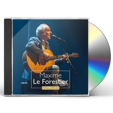 Maxime Le Forestier OLYMPIA 2014 CD