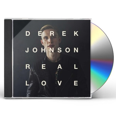 Derek Johnson REAL LOVE CD