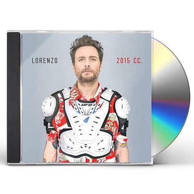 Jovanotti LORENZO 2015 CC. INTERNATIONAL EDITION CD