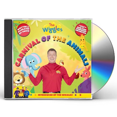 Wiggles CARNIVAL OF THE ANIMALS CD