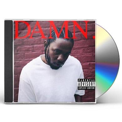 Kendrick Lamar DAMN CD