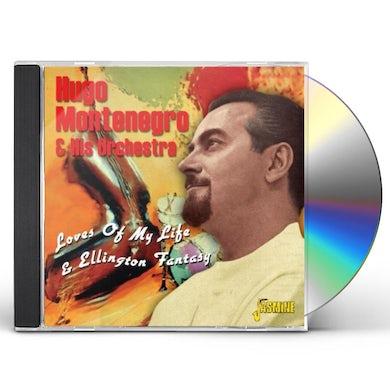 LOVES OF MY LIFE & ELLINGTON FANTASY CD