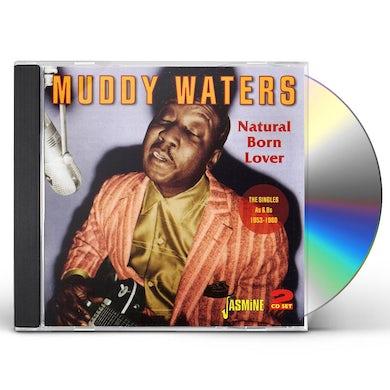 Muddy Waters NATURAL BORN LOVER CD