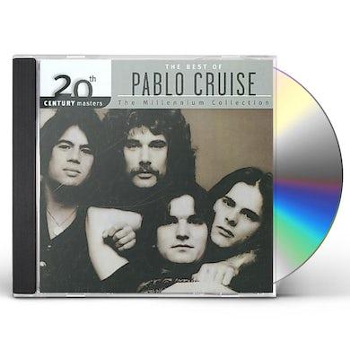Pablo Cruise 20TH CENTURY MASTERS: MILLENNIUM COLLECTION CD