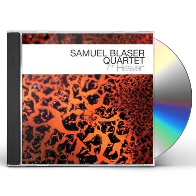 Samuel Blaser 7TH HEAVEN CD