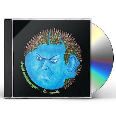 David Huntsberger HUMANITIS CD