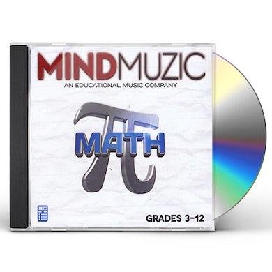 Mind Muzic MATH GRADES 3-12 CD
