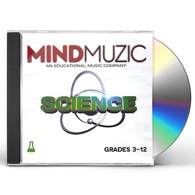 Mind Muzic SCIENCE GRADES 3-12 CD