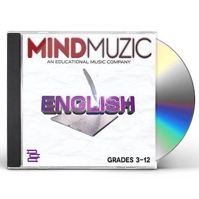 Mind Muzic ENGLISH GRADES 3-12 CD