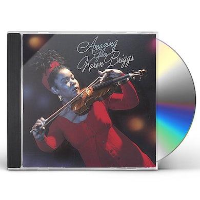 Karen Briggs AMAZING GRACE CD