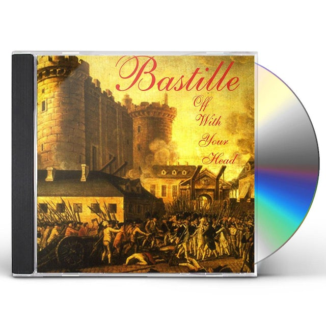 Bastille OFF WITH YOUR HEAD CD