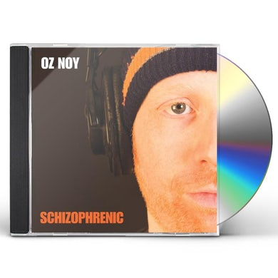 Oz Noy SCHIZOPHRENIC CD