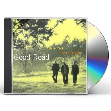 Dave Peck GOOD ROAD CD