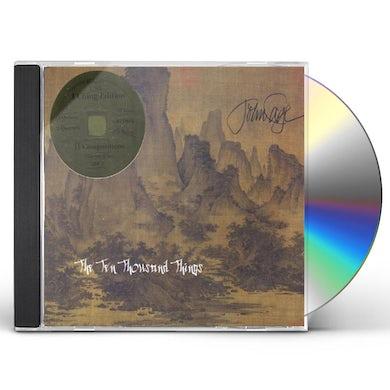 John Cage TEN THOUSAND THINGS CD