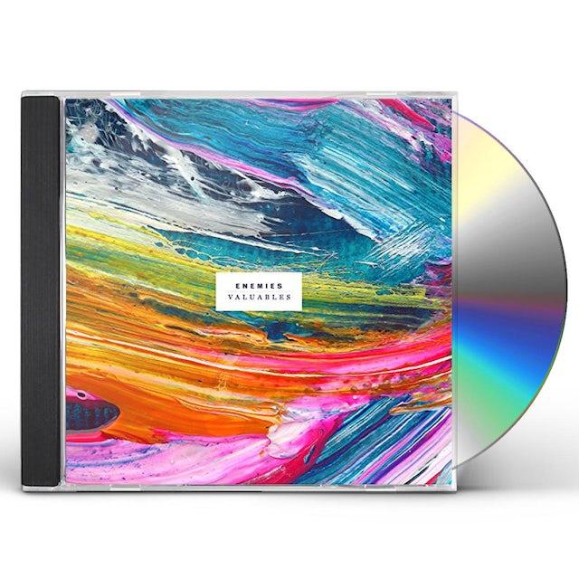 Enemies VALUABLES CD