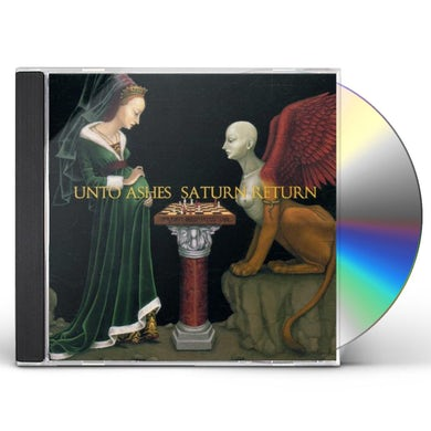 Unto Ashes SATURN RETURN CD