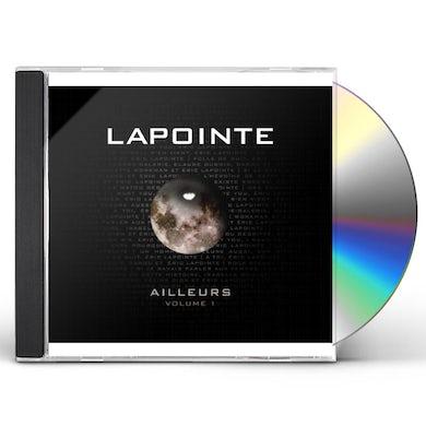 ERIC LAPOINTE VOL. 1-AILLEURS CD