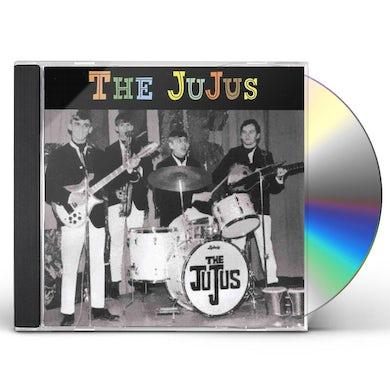 Jujus YOU TREAT ME BAD CD