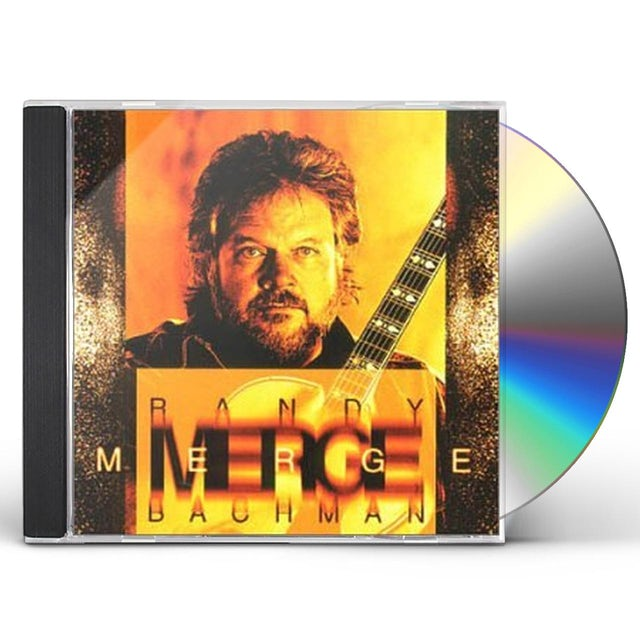 Randy Bachman MERGE CD