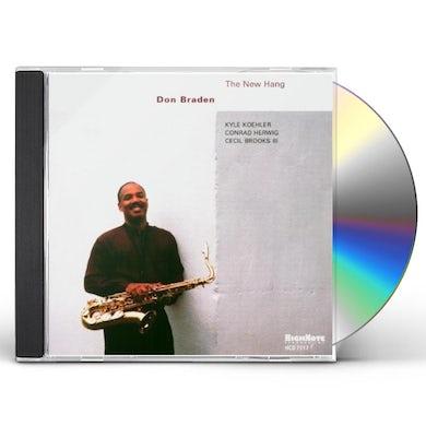 Don Braden NEW HANG CD