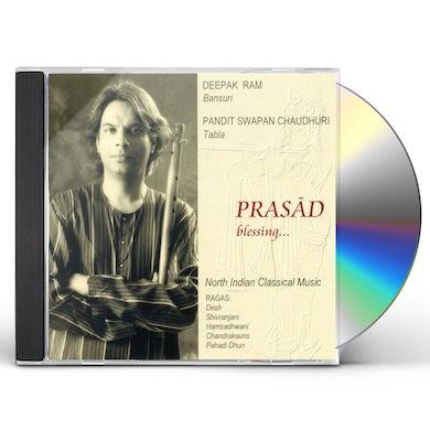 Deepak Ram PRASAD-BLESSING CD