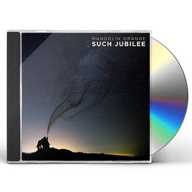 Mandolin Orange SUCH JUBILEE CD