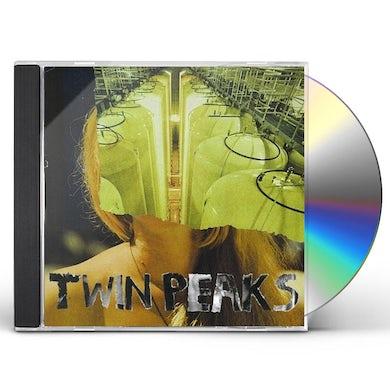 Twin Peaks SUNKEN CD