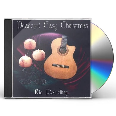 Ric Flauding PEACEFUL EASY CHRISTMAS CD