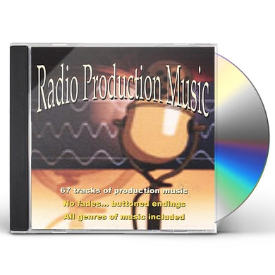 Mike Bell RADIO PRODUCTION MUSIC CD