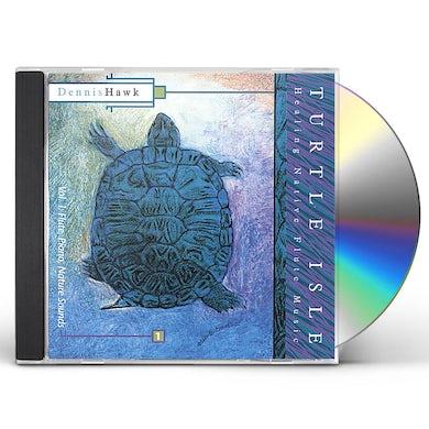 Dennis Hawk TURTLE ISLE CD