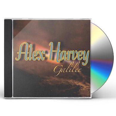 Alex Harvey GALILEE CD