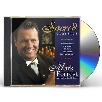 Mark Forrest SACRED CLASSICS CD