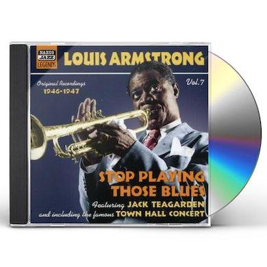 VOL. 7-LOUIS ARMSTRONG CD