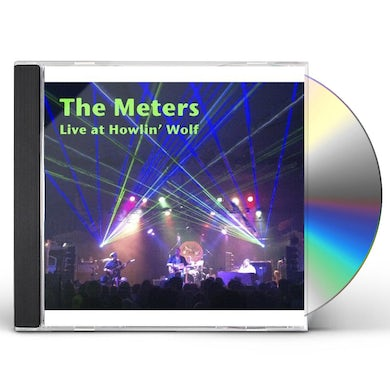 Meters LIVE AT HOWLIN' WOLF 2012 CD