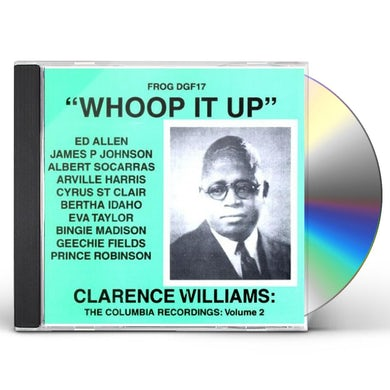Clarence Williams WHOOP IT UP CD