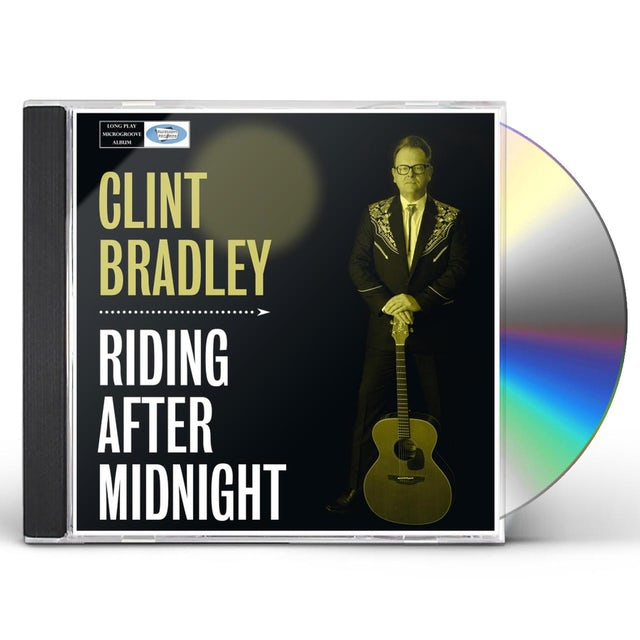 Clint Bradley RIDING AFTER MIDNIGHT CD