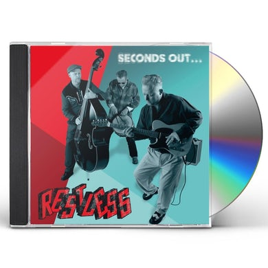 RESTLESS SECONDS OUT CD