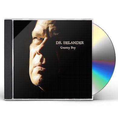Dr Helander COUNTRY BOY CD