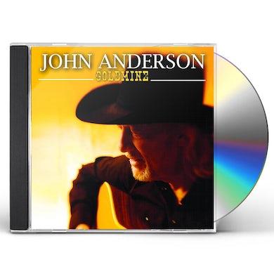 John Anderson GOLDMINE CD