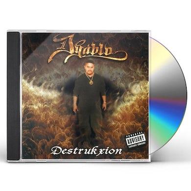 Dyablo DESTRUKXION CD